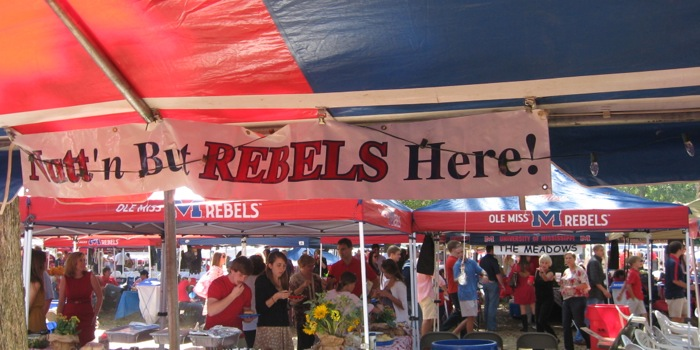 Nuttin But Rebels Here photo by Kathy Miller