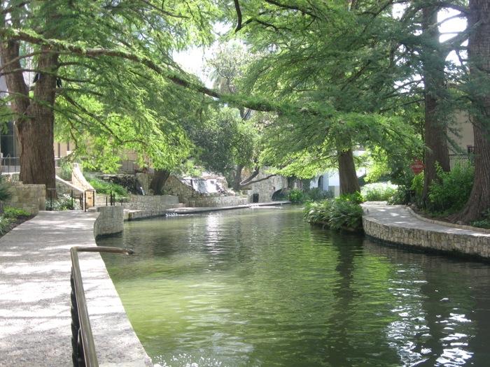 Riverwalk San Antonio Texas photo by Kathy Miller