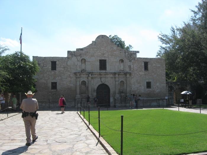 The Alamo, San Antonio Texas photo by Kathy Miller