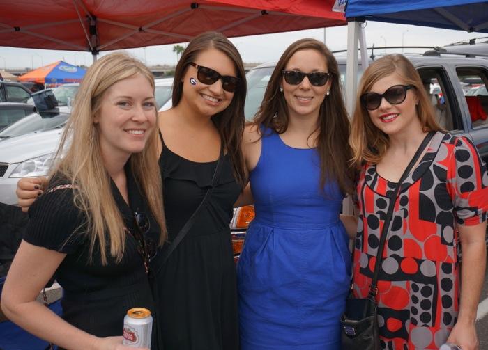 Rachel, Katie and friends