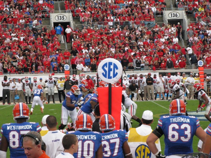 Another Florida Georgia game photo by Kathy Miller