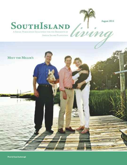 South Island Living publication, the Millers photo by Susan Scarborough