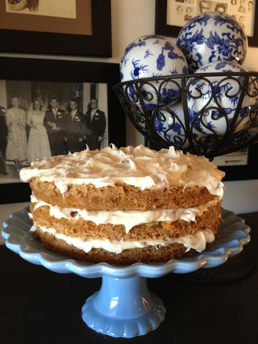 Joy McCabe's Carrot Cake photo by Joy McCabe