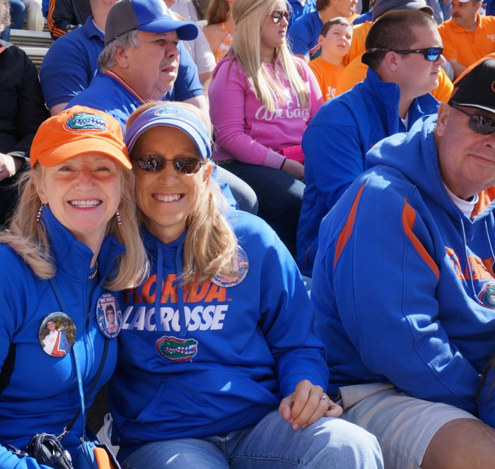 Gator Moms photo by Kathy Miller