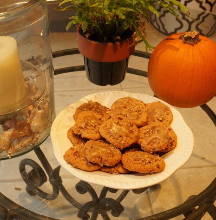 Pecan Praline Cookies photo by Kathy Miller