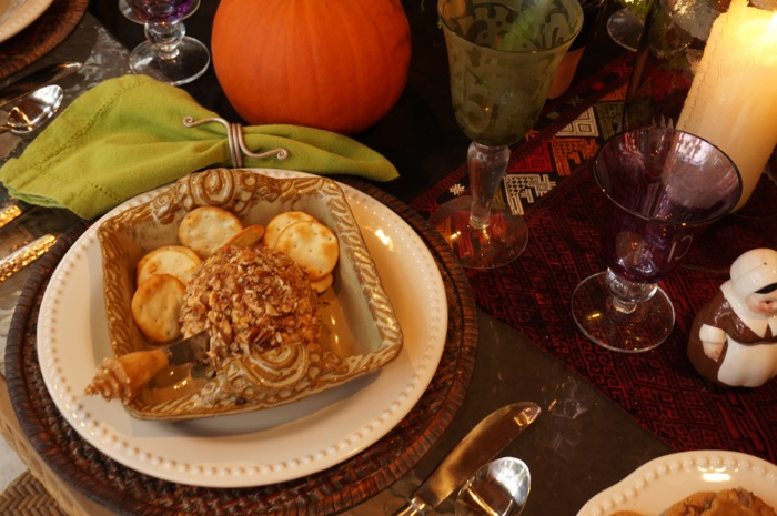 Pimento Cheese Ball photo by Kathy Miller