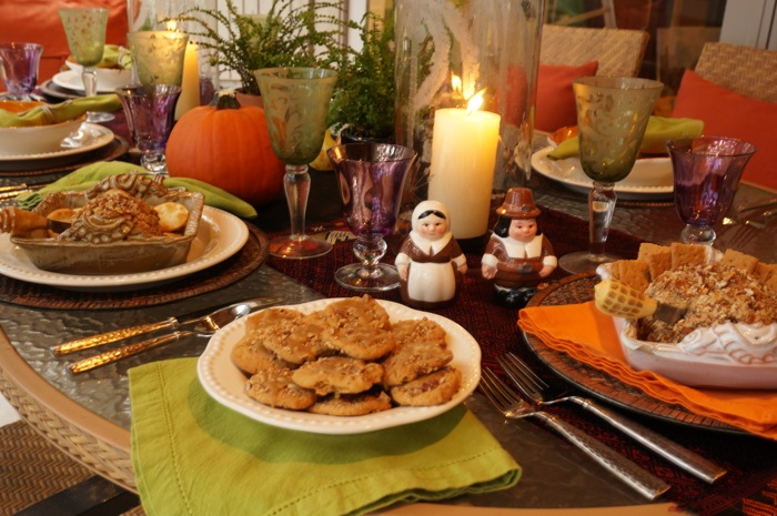 Pecan Recipes for the football and Thanksgiving photo by Kathy Miller