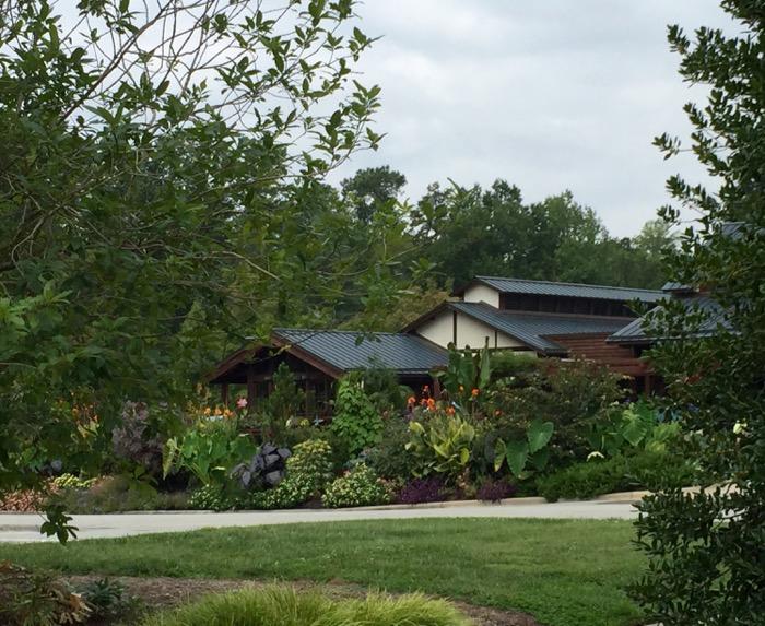 Duke Gardens photo by Kathy Miller