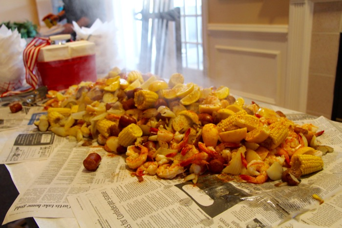 Low Country Boil photo by KathyMillerTime