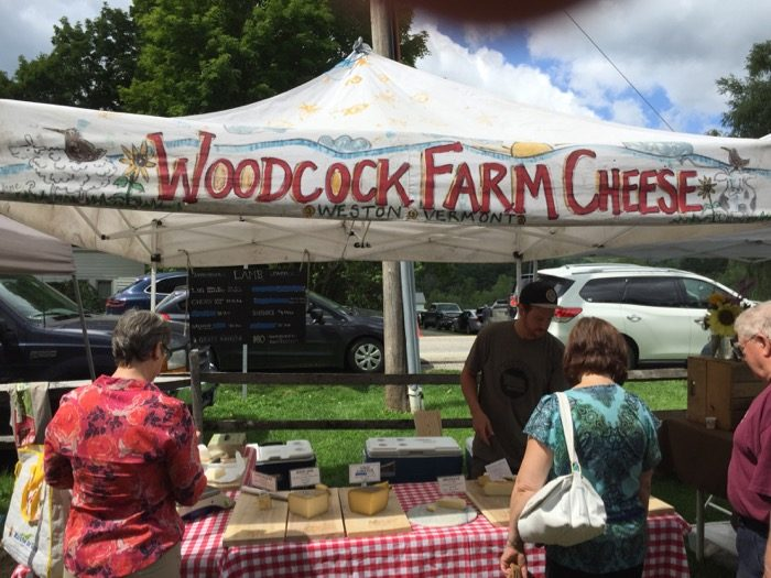 Woodcock Farm Cheese Jersey Girl photo by Kathy Miller