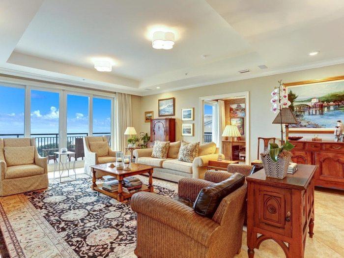 Living Room 6529 Spyglass Villa kathymillertime