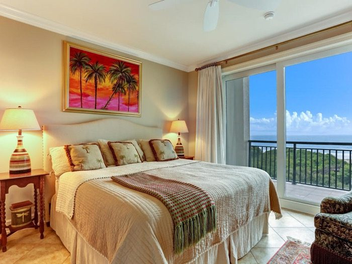 Guest Bedroom Spyglass Villa Amelia Island