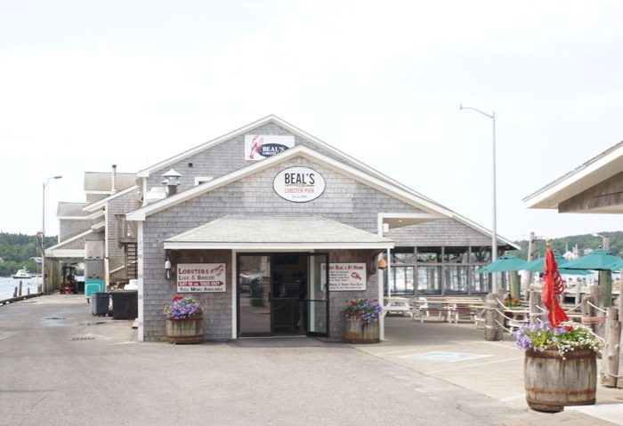 Beal's Lobster Pier, Southwest Harbor, Maine