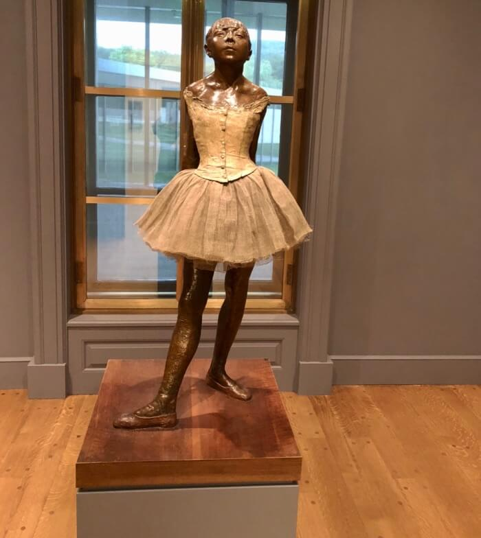 Edgar Degas-Little Dancer Aged Fourteen