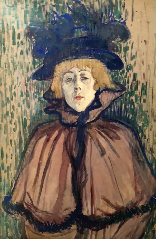 Henri de Toulouse-Lautrec-Jane Avril