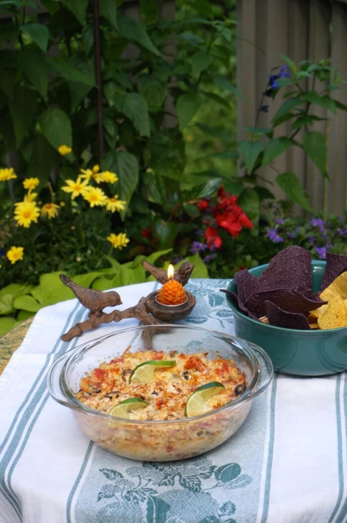 Kathy's Hot Artichoke Dip photo by Kathy Miller