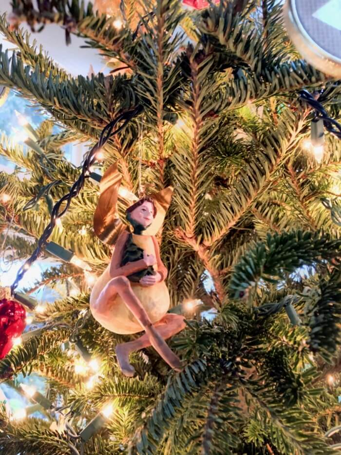 Pear Tutti Frutti ornament photo by Kathy Miller