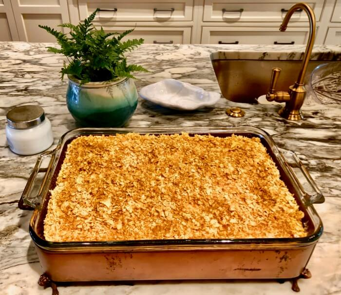 Potato Casserole photo by Kathy Miller