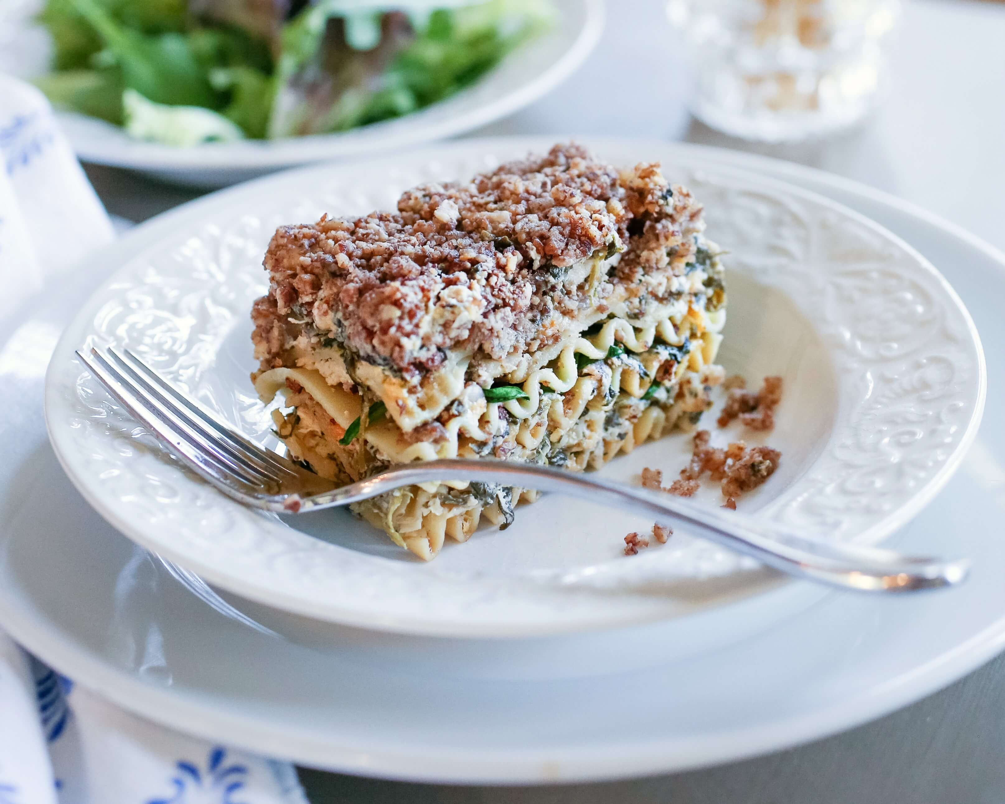 Chicken Florentine Lasagna 1 photo by Susan Scarborough