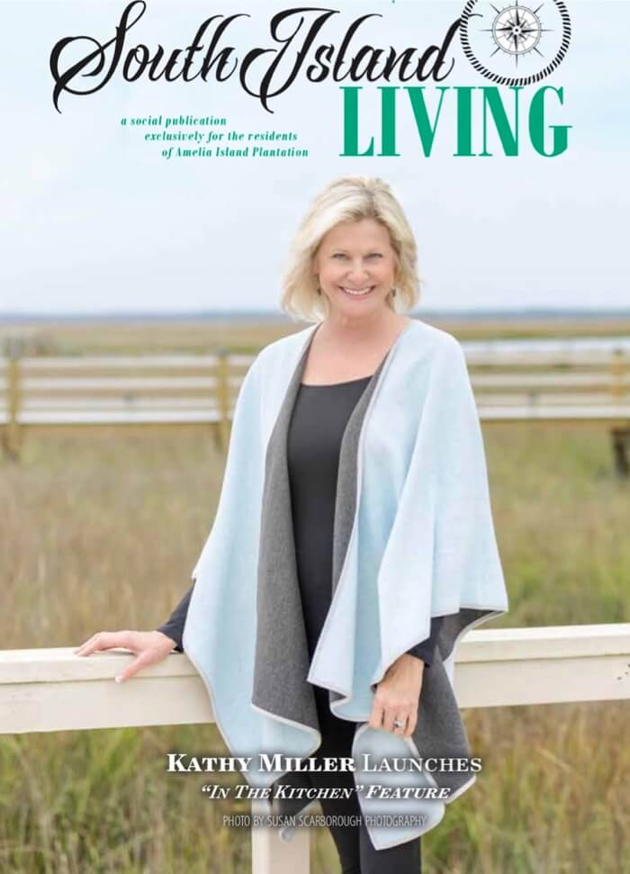 Cover South Island Living In The Kitchen photo by Susan Scarborough