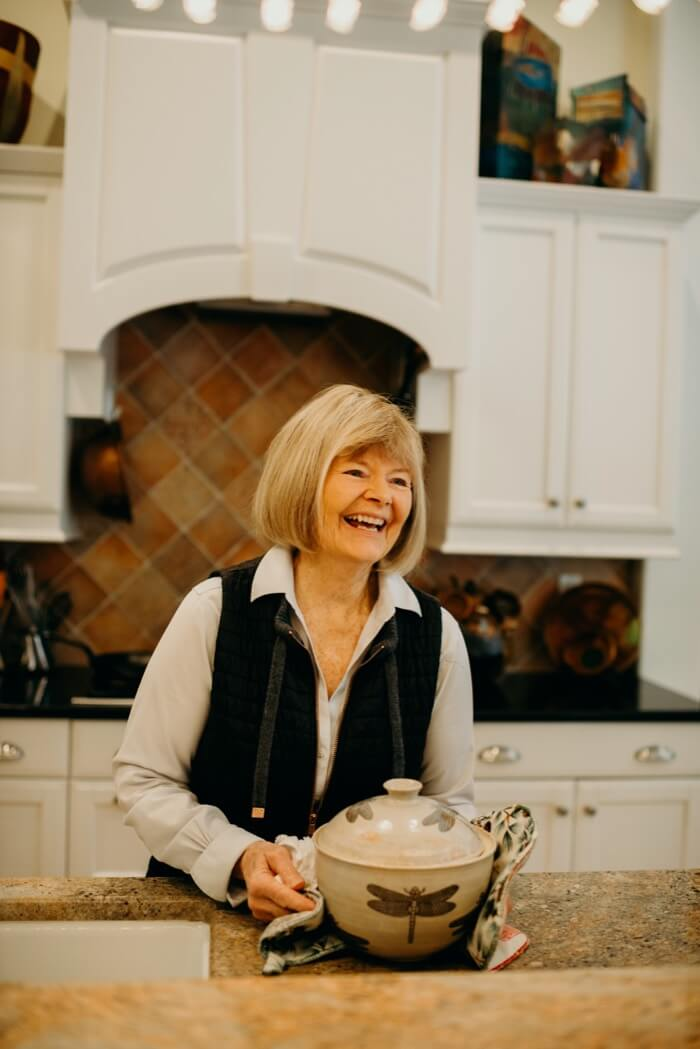 Becky Grimes, In The Kitchen photo by Page Tehan