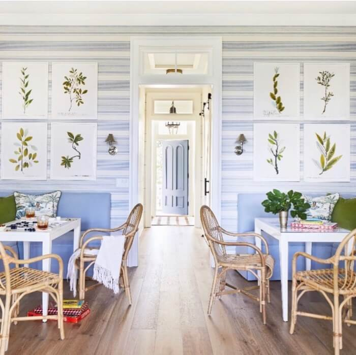 Game room Southern Living 2019 Idea House