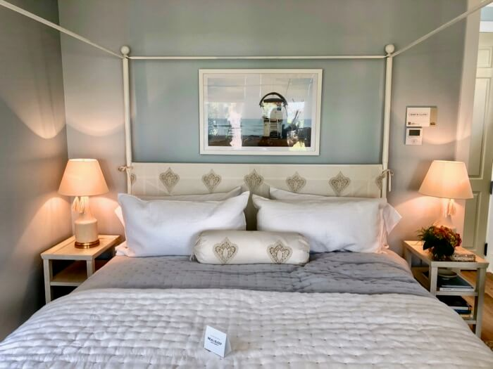 Guest Bedroom canopy Southern Living 2019 Idea House