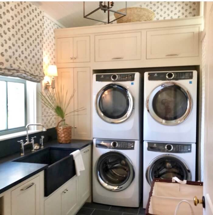 Laundry room Southern Living 2019 Idea House