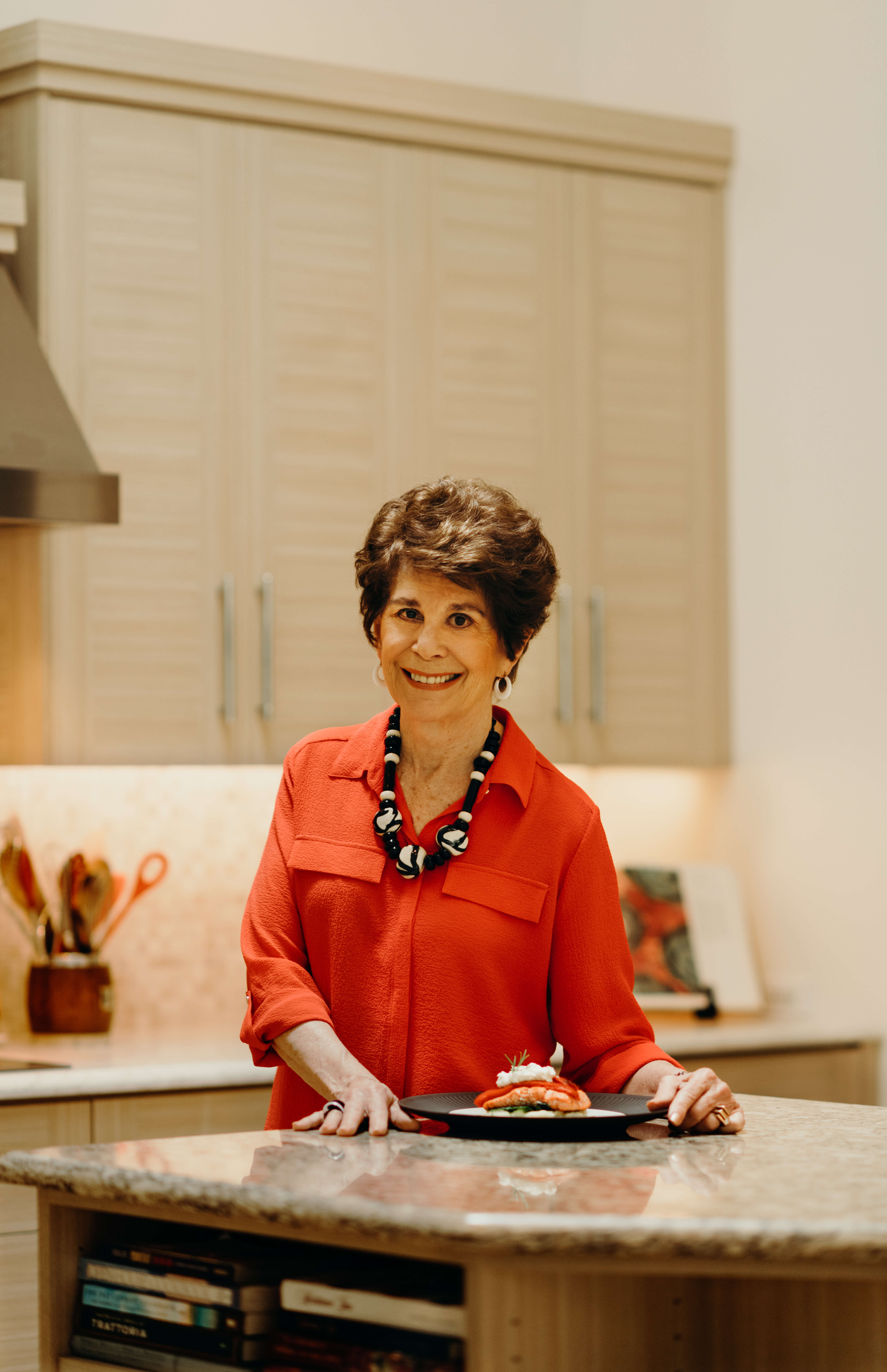In The Kitchen with Louise Fontaine photo by Page Teahan