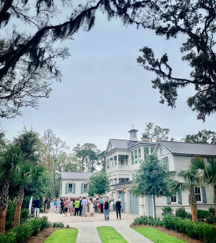 Opening Party Southern Living 2019 Idea House photo by The Plantation Shop