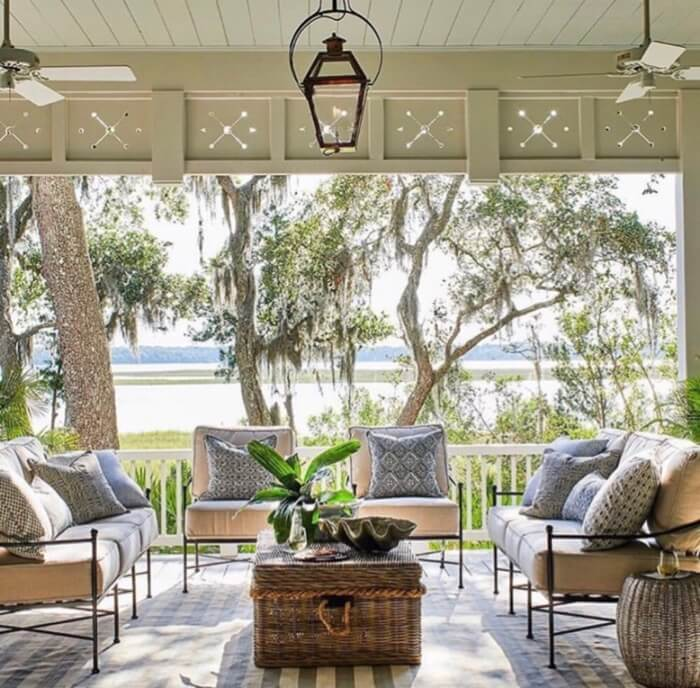 Porch Southern Living I2019 dea House photo instagram