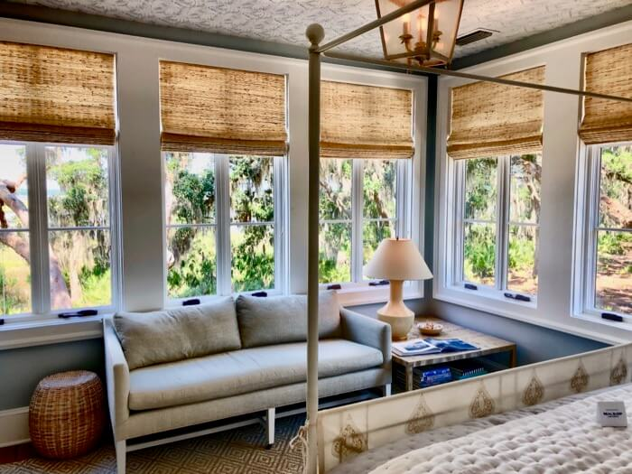 Guest Bedroom or artist studio Southern Living 2019 Idea House