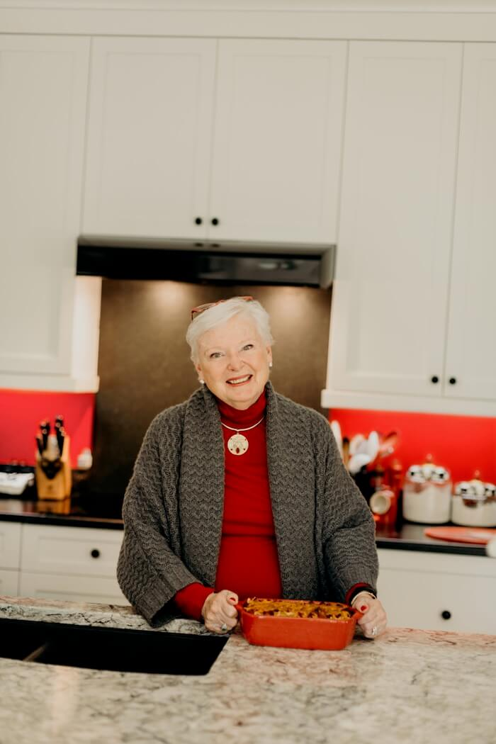 In The Kitchen with Lib Schuler photo by Page Tehan