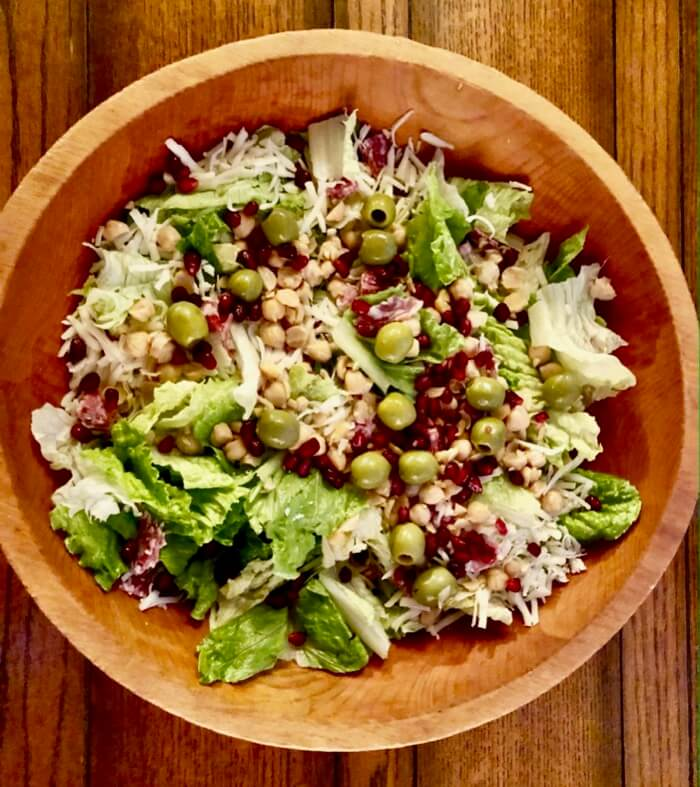La Scala Salad photo by Kathy Miller