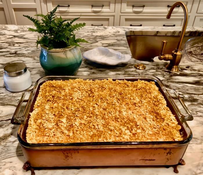 Hash Brown Potato Casserole photo by Kathy Miller